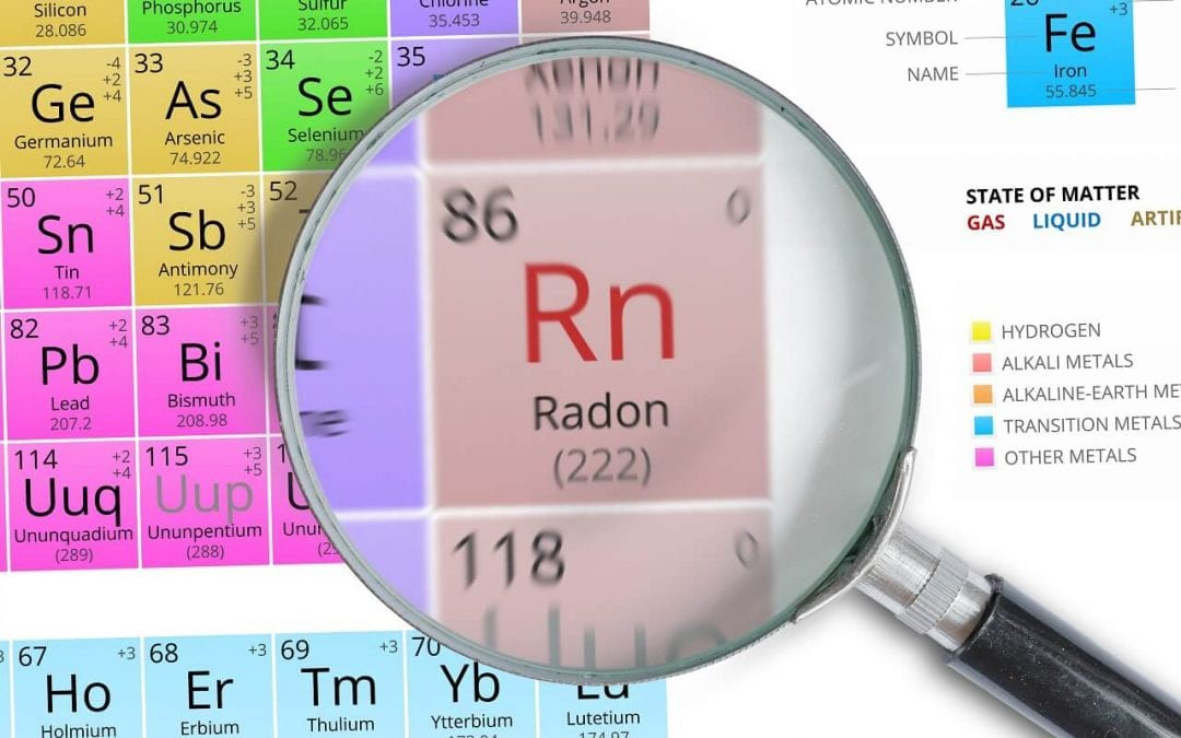 testing will detect radon in the home