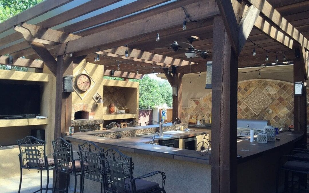 Ideas for Your Outdoor Kitchen